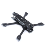 iFlight TITAN FH5 5inch 223mm 3K Carbon Fiber HD Freestyle Frame Kit 5mm Arm Compatible 5inch Props for DJI Digital FPV System