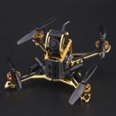 FLYWOO XBOT65 / XBOT65-HD 103mm 4S 65MM FPV Racing RC Drone Palillo de dientes BNF RUNCAM NANO 5.8G RHCP GOKU411 BLHELI 13A IRC Tramp VTX NIN 1103 MOTOR