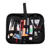 23pcs ferramentas de tomada de jóias diy kit de reparo alicates de jóias Beading Fio conjunto de artesanato