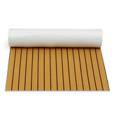 240x90x5,5 mm EVA Boat Foam Floor Foam Teak Decking Foam EVA Flooring Marine Faux Boat Decking Sheet Akcesoria