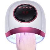 72W Curing Ногти Сушилка для ногтей LED UV Лампа Light Manicure Time