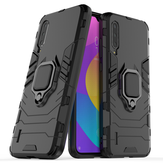Bakeey Armor Magnetic Card Holder Shockproof Protective Case For Xiaomi Mi9 Mi 9 Lite / Xiaomi Mi CC9 6.39 inch