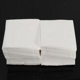 500ピース/セット不織布空ティーバッグ文字列ヒートシールフィルター紙ハーブルーズティー
