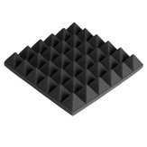 24PCS 300x300x50mm Soundproofing Foam Studio Acoustic Foam Soundproof Absorption Treatment Panel Tile Polyurethane Foam