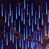 30cm LED Snowfall Meteor Rain 2835 SMD 2 Tubes String Light Holiday Outdoor Christmas Garden Decor AC110-240V