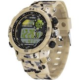 SYNOKE 9033 Camouflage Outdoor Men Digital Watch