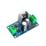 5pcs LM7809 DC/AC 12-24V to 9V DC Output Three Terminal Voltage Regulator Power Supply Step Down Module 1.2A
