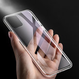 Cafele Clear Crystal 6D Tempered Glass Scratch Resistant Protective Case for iPhone 11 Pro Max 6.5 inch