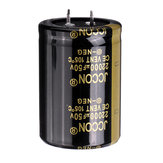22000UF 50V 35x50mm Radial Aluminium Electrolytic Capacitor High Frequency 105°C