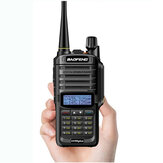 2 Stks Baofeng UV-9R Plus 10 W Upgrade Versie Twee Way Radio VHF UHF Walkie Talkie voor CB Ham AU Plug