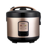 KONKA KRC-30JX31 3L 5L 1.5Kpa Electric Rice Cooker Micro Pressure Rice Cooking Machine with Non-Stick Coating Detachable Exhaust Valve