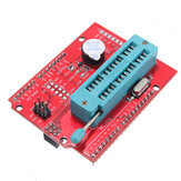 AVR ISP Bootloader Shield Burning Programmer for Atmega328P with Buzzer and Indicator for UNO R3 OPEN-SMART for Arduino - products that work with official Arduino boards