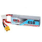 Gaoneng GNB 11.1V 450mAh 80/160C 3S Lipo Battery XT30 Plug for TP3 Series and 3Inch Light Micro Quadcopter