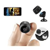 1080P HD Mini Wireless WIFI Câmera IP DVR Night Vision Home Security