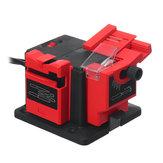 65W 110V / 220V Afilador eléctrico multifunción para el hogar herramienta Taladro Amoladora de tijera de cuchillos de punta