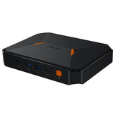CHUWI Herobox Intel Gemini Lake N4100 8G DDR4 RAM 180G SSD Mini PC Intel UHD Graphics 600 9Gen 1.1GHz a 2.4GHz 4K TF Ranura para tarjeta SATA Actualización 2.4G / 5G WiFi BT4.0 HD2.0 Type C Win10 / Linux