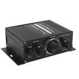 AK170 Hifi 12V Amplificatore per auto Home Stereo Subwoofer Amplificatore Suono Altoparlante LED Display