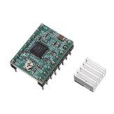 3pcs A4988 Stepper Motor Driver Board with Heatsink for 3D Printer