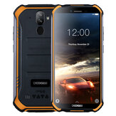 DOOGEE S40 lite 5,5 pouces HD IP68 Waterdrop Android 9.0 4650mAh Face Unlock 2GB RAM 16GB ROM MT6580 Quad Core 3G Smartphone