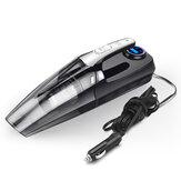 12V 120W 5000Pa 4.2Mの電源コードが付いている携帯用自動ぬれた乾燥した車の掃除機