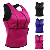 S / M / L / XL / 2XL / 3XL Sweat Sauna Body Shaper Women Dimagrante Vest Thermo Neoprene Waist Trainer Cintura
