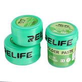 RELIFE High Quality Solder Paste Flux No-clean Soldering Paste RL-400 401 402  Solder Tin Sn63/Pb67 20-38um Soldering Iron