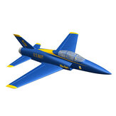 Taft Hobby Cobra TD-02 1300mm Envergure EPO Conduit 90mm EDF Aerobatic RC Airplane Jet-wing Jet KIT