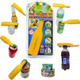 ABC abridor de botellas puede tapa lanzador tirador abridor de bebidas magnéticas tirador de sopa para beber en casa fiesta