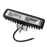 6 inch 12 V 48 W LED WERKLAMP BAR Spot Lamp Voor OFF-ROAD 4WD SUV ATV AUTO LAMPEN B