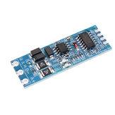 TTL para RS485 Módulo Hardware Módulo de controle de fluxo automático Módulo de fonte de alimentação conversor mútuo de nível UART de série 3.3V 5V