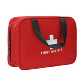 Car First Aid Kit Bag Large Outdoor Emergency Kit Bag