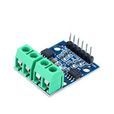 3pcs H-bridge Stepper Motor Dual DC Motor Driver Controller Board HG7881 2.5-12V Geekcreit for Arduino - products that work with official Arduino boards