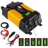 Peaks 4000W 12V TO 110/220V AC Inverter Solar Power Inverter Car Converter Inverters