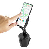 360° Rotation Universal Adjustable Cup Holder Car Phone Holder For Smart Phone for iPhone for Samsung Xiaomi Huawei Non-original