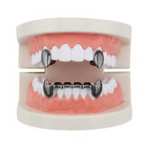 Vintage Vampire Braces Perro Grillz Teeth Jewelry