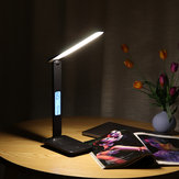 USB 45LED Table Desk Lamp Folding Rechargeable Reading Night Light