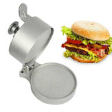 Burger Press Hamburger Patty Maker Mold Meat Aluminum Alloy Non-Stick Kitchen