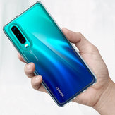 Baseus Shockproof Ultra-Thin Transparent Soft TPU Protective Case for Huawei P30