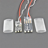 14mm/9mm Transparent Heat Shrinkable Tube Protect for Brushless ESC Receiver RC Drone