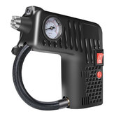 12V Portable Air Tire Inflator Pump LED Safety Hammer Compressor Cordless Dla motocykli Electric Auto Car Bike