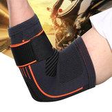 Cotovelo de compressão respirável ajustável do protetor de braço Aptidão
