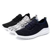 Herren Mesh Sneakers Ultraleichte atmungsaktive Laufschuhe Soft Schnelltrocknende Outdoor-Schuhe