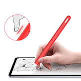 Bakeey Anti-slip Anti-fall Silikone Touch Screen Stylus Pen beskyttelsesetui til Apple Pencil 2. generation