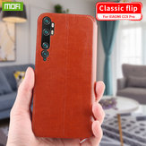 Mofi Luxury Shockproof Flip PU Leather Full Cover Protective Case for Xiaomi Mi Note 10 / Xiaomi Mi CC9 Pro