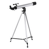 Professional Reflector Astronomical Telescope + Adjustable Tripod Science Education For Gift