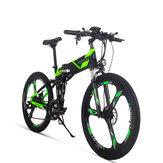 [EU Direct] RICH BIT TOP-860 12.8AH 36V 250W Cyclomoteur pliant à vélo électrique 35km / h Vitesse maximale 35-40km / h Kilométrage Portée à vélo Vélo de montagne