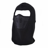 Outdoor Cycling Hood Hut Winddichte Fleece-Kappe Warme Latz-Gesichtsmaske