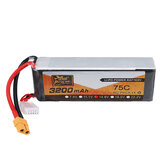 ZOP Power 14.8V 3200mAh 75C 4S Lipo Battery XT60 Plug for RC Airplane