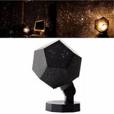 3 Colors/Warm Color Bulb Light Home Decor Romantic Astro Star Projection Cosmos Night Light Bedroom Decoration Lighting Gadgets Projector