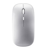 1600DPI  Ultrathin Ergonomically Designed 2.4GHz bluetooth Dual Mode Wireless Mouse for Office PC Laptop